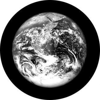 gobo scala di grigio pianeta terra natura