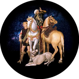 gobo quattro colori natività re magi tema natalizio natale