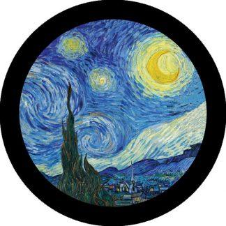 notte stellata di van gogh gobo quattro colore artistico tema arte