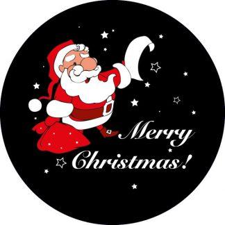 gobo tre colori babbo natale natale tema natalizio neve buon natale auguri