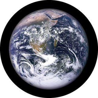 gobo tre colori pianeta terra natura tema naturale