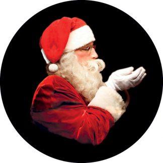 gobo tre colori babbo natale tema natalizio