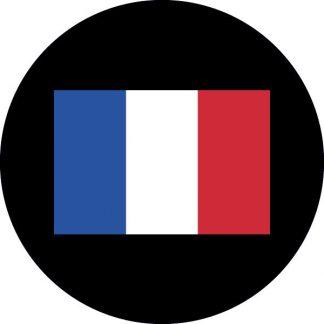 gobo tre colori bandiera francese francia