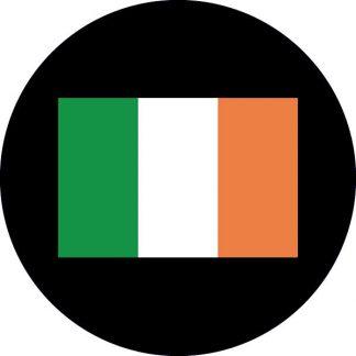 gobo tre colori bandiera irlandese irlanda