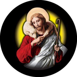 gobo tre colori pastore santo tema natalizio natale