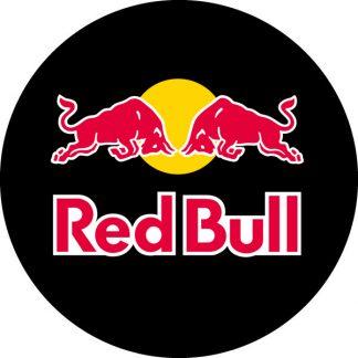 gobo personalizzato a tre colori tema red bull redbull